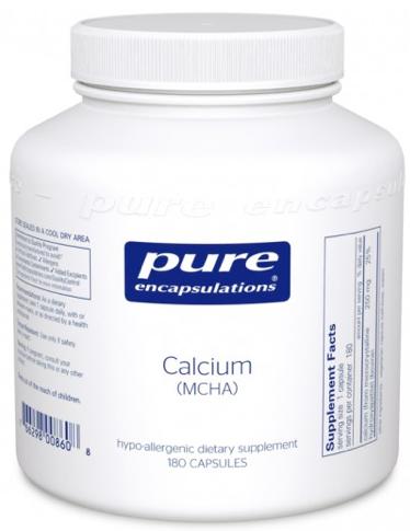 Image of Calcium (MCHA) 250 mg