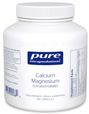 Image of Calcium Magnesium (citrate/malate) 75/75 mg