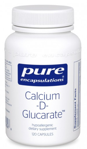 Image of Calcium-D-Glucarate 500 mg