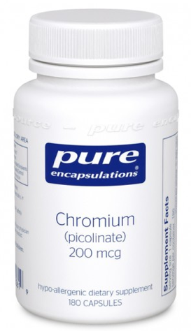 Image of Chromium (Picolinate) 200 mcg