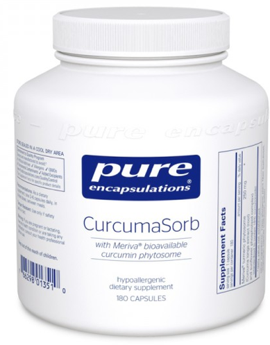 Image of CurcumaSorb (Meriva) 250 mg