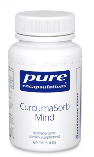 Image of CurcumaSorb Mind
