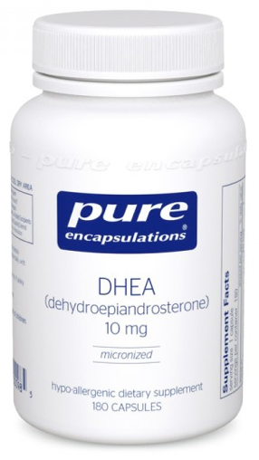 Image of DHEA 10 mg