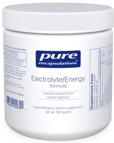 Image of Electrolyte/Energy Formula Powder