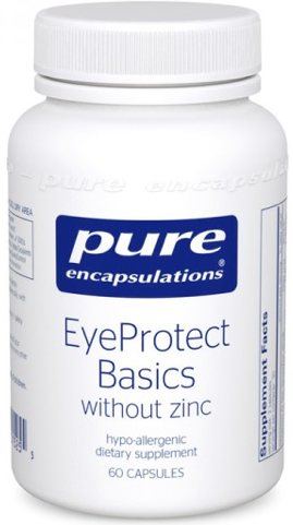 Image of EyeProtect Basics without zinc