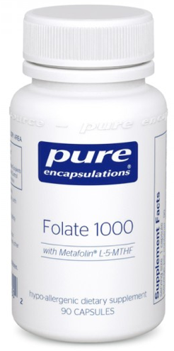 Image of Folate 1000 mcg
