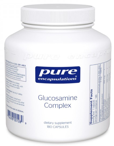 Image of Glucosamine Complex