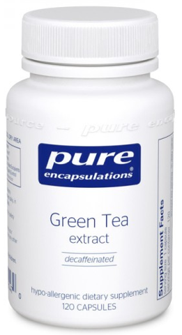 Image of Green Tea Extract (decaffeinated) 100 mg
