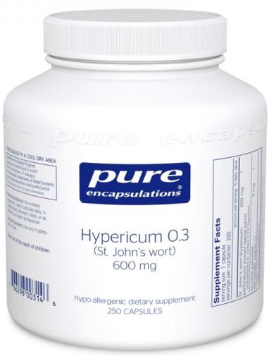 Image of Hypericum 0.3 (St. John's Wort) 600 mg