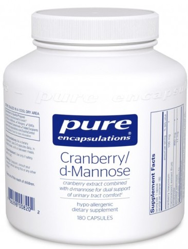 Image of Cranberry/D-Mannose 100/450 mg