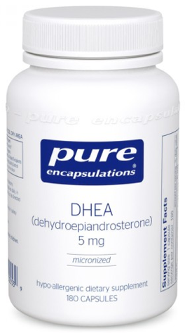 Image of DHEA 5 mg