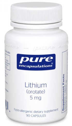 Image of Lithium Orotate 5 mg