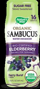 Image of Sambucus Water Enhancer
