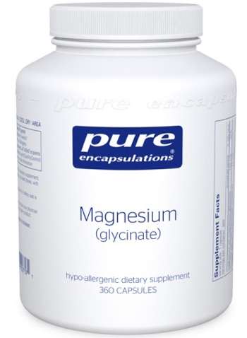Image of Magnesium (glycinate) 120 mg