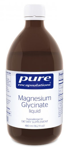 Image of Magnesium Glycinate Liquid