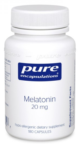 Image of Melatonin 20 mg