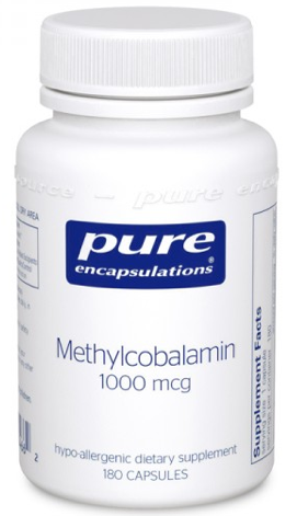 Image of Methylcobalamin 1000 mcg