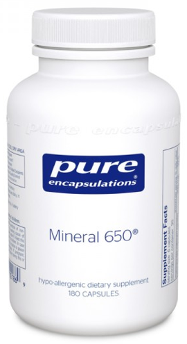 Image of Mineral 650