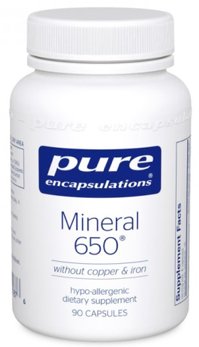 Image of Mineral 650 without Copper & Iron