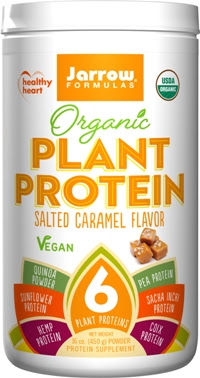 Image of Organic Plant Protein: Salted Caramel