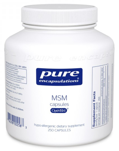 Image of MSM Capsules 850 mg