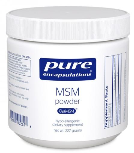 Image of MSM Powder