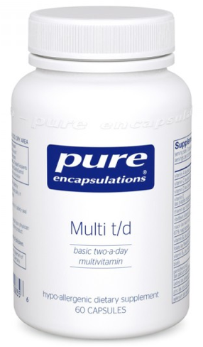 Image of Multi t/d (Two a Day Multivitamin)