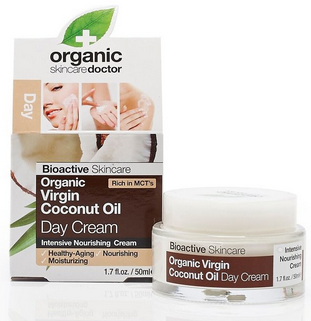 Image of Virgin Coconut Oil Day Cream