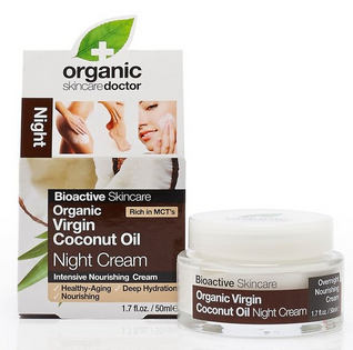Image of Virgin Coconut Oil Night Cream