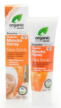 Image of Manuka Honey Face Scrub