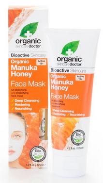 Image of Manuka Honey Face Mask