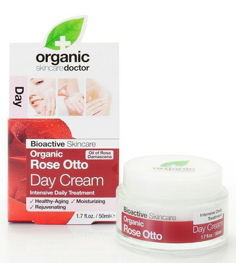 Image of Rose Otto Day Cream