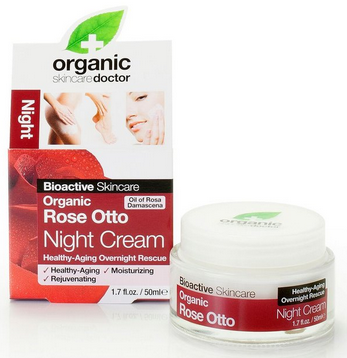 Image of Rose Otto Night Cream