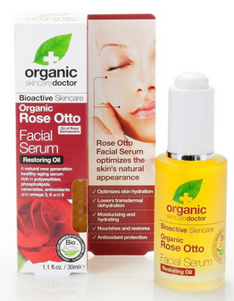 Image of Rose Otto Facial Serum