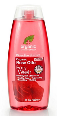 Image of Rose Otto Body Wash