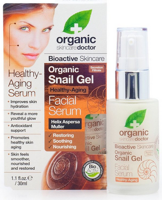 Image of Snail Gel Facial Serum