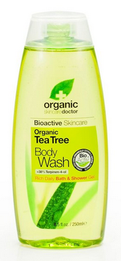 Image of Tea Tree Body Wash