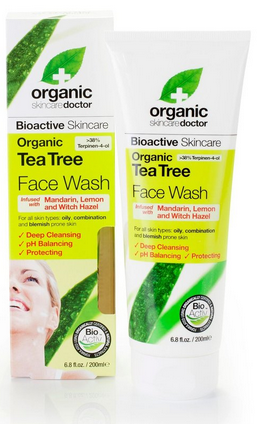 Image of Tea Tree Face Wash