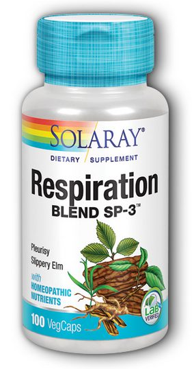 Image of Respiration Blend SP-3 (Pleurisy - Slippery Elm)