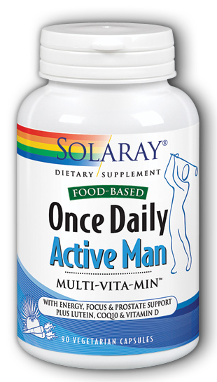 Image of One Daily Active Man Multivitamin