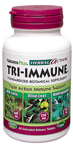 Image of Tri-Immune Triple Action Extended Release Tablets