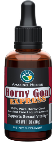 Image of Horny Goat Express Extract Liquid
