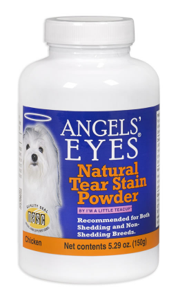 Image of Natural Tear Stain Powder for Dogs Chicken Flavor