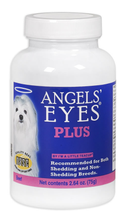 Image of Plus Tear Stain Powder for Dogs Beef Flavor