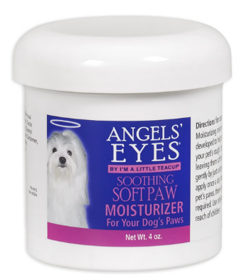 Image of Soothing Soft Paw Moisturizer for Dog