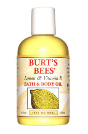 Image of Lemon & VItamin E Bath & Body Oil