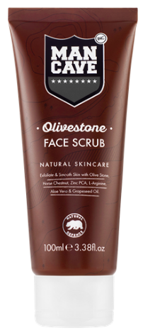 Image of Face Scrub Olivestone