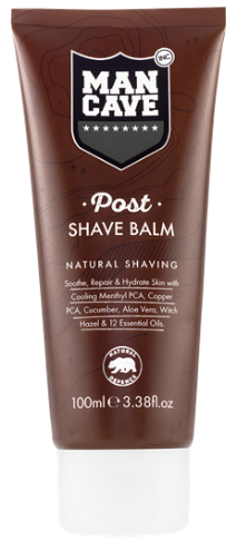 Image of Post Shave Balm Cucumber
