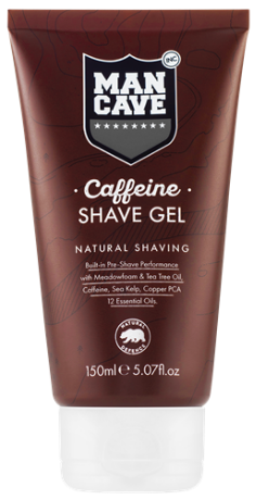 Image of Shave Gel Caffeine