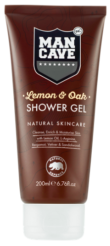 Image of Shower Gel Lemon & Oak